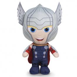 Peluche Thor Marvel 29Cm