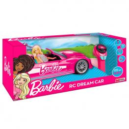 Coche Dream Car Barbie Radio Control