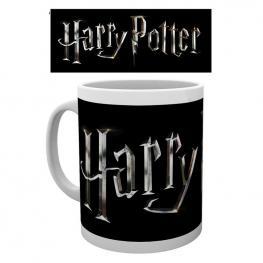 Taza Logo Harry Potter