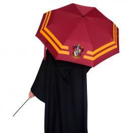 Paraguas Automatico Plegable Gryffindor Harry Potter
