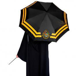 Paraguas Automatico Plegable Hogwarts Harry Potter