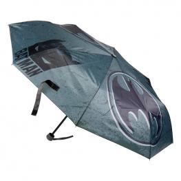 Paraguas Manual Plegable Batman Dc Comics