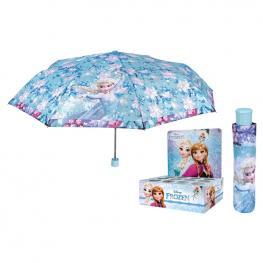 Paraguas Plegable Manual Frozen Disney 50Cm