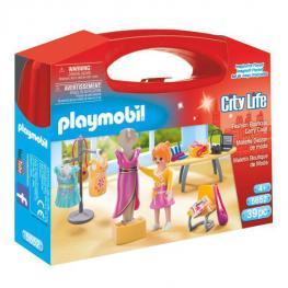 Maletin Moda Playmobil City Life