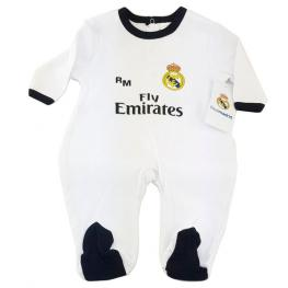 Pelele Fly Emirates Real Madrid Blanco