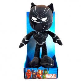 Peluche Action Black Panther Vengadores Avengers Marvel 25Cm