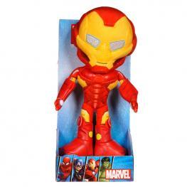 Peluche Action Iron Man Vengadores Avengers Marvel 25Cm