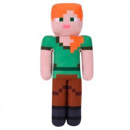 Peluche Alex Minecraft 35Cm