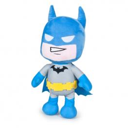 Peluche Batman Dc Azul 35Cm