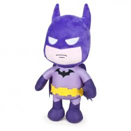 Peluche Batman Dc Morado 35Cm