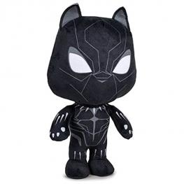 Peluche Black Panther Marvel 20Cm