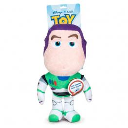 Peluche Buzz Lightyear Toy Story 4 30Cm Sonido