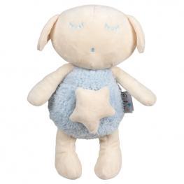Peluche Eileen The Sleep Baby Musical Soft Azul
