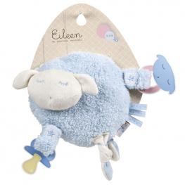 Peluche Eileen The Sleep Baby Soft 20Cm Azul