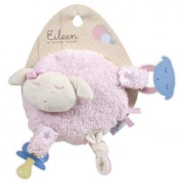 Peluche Eileen The Sleep Baby Soft 20Cm Rosa
