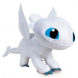 Peluche Furia Luminosa Como Entrenar A tu Dragon 3 60Cm