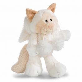 Peluche Gato Blanco Nici Soft 25Cm
