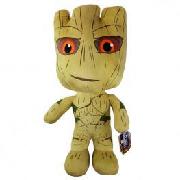Peluche Groot Guardianes de la Galaxia Marvel Velboa 45Cm
