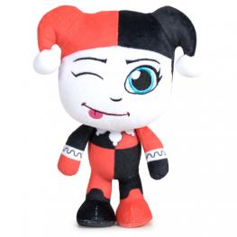 Peluche Harley Quinn Dc Comics 20Cm