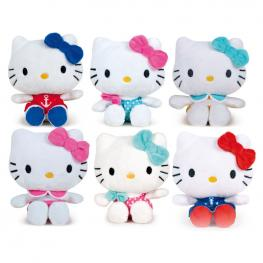 Peluche Hello Kitty 13Cm Surtido
