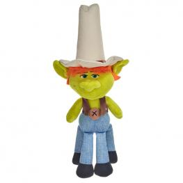 Peluche Hickory Trolls World Tour 17Cm