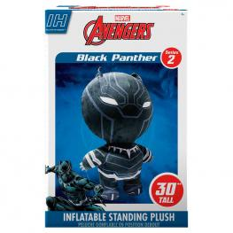Peluche Inflable Black Panther Vengadores Marvel 78Cm
