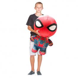 Peluche Inflable Spiderman Infinity War Vengadores Marvel 78Cm