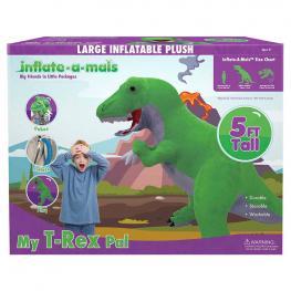 Peluche Inflable T-Rex 150Cm