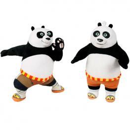 Peluche Kung Fu Panda Po 18Cm Surtido