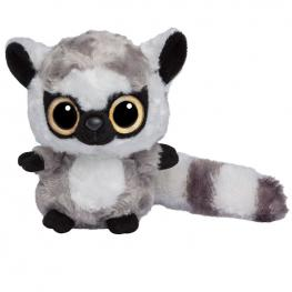 Peluche Lemur Yoohoo & Friends Ojos Brillantes 13Cm