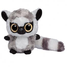 Peluche Lemur Yoohoo & Friends Ojos Brillantes 20Cm