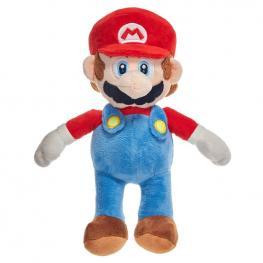 Peluche Mario Super Mario Bros Soft 35Cm