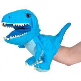 Peluche Marioneta Raptor Jurassic World 25Cm