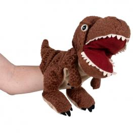 Peluche Marioneta T-Rex Jurassic World 25Cm