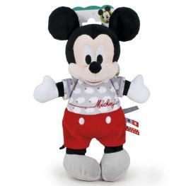 Peluche Mickey Disney Baby Soft 30Cm
