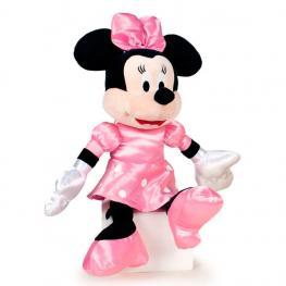 Peluche Minnie Disney Satin 55Cm