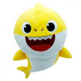 Peluche Musical Baby Shark 32Cm