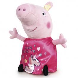Peluche Peppa Pig Its Magic Rosa 72Cm
