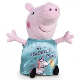 Peluche Peppa Pig Its Magic Verde 72Cm