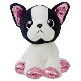 Peluche Perro Bulldog Frances Soft 18Cm