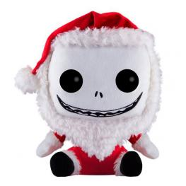 Peluche Pesadilla Antes de Navidad Nbx Santa Jack 40Cm