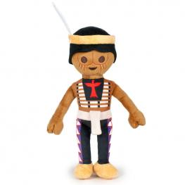 Peluche Playmobil Indio Soft 33Cm
