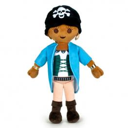 Peluche Playmobil Pirata Soft 31Cm