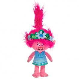 Peluche Poppy Trolls World Tour 17Cm