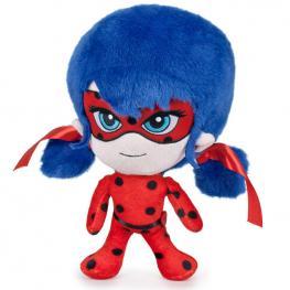 Peluche Prodigiosa Ladybug Soft 27Cm