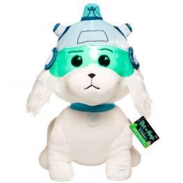 Peluche Rick & Morty Snowball With Sound 30Cm