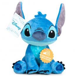 Peluche Stitch Disney Soft Sonido 20Cm