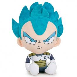 Peluche Vegeta Dragon Ball Super 43Cm