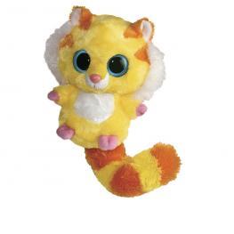 Peluche Yellow Tiger Yoohoo & Friends 18Cm