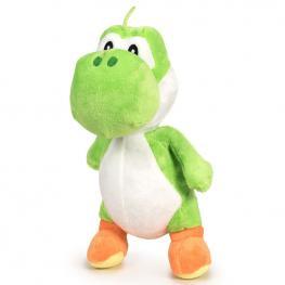 Peluche Yoshi Mario Bros Soft 30Cm